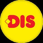 DIS market icon