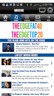 The Edge - Turn it Up - screenshot thumbnail