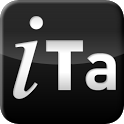 iTalics: Type Android Fonts HD icon