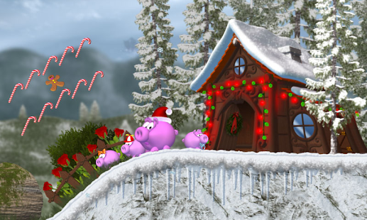 Piggly Xmas - screenshot thumbnail
