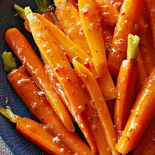 Tuscan Glazed Carrots.