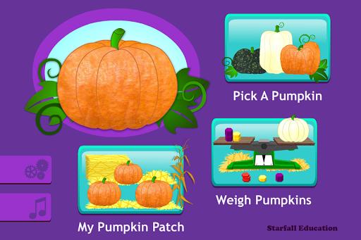 【免費教育App】Starfall 南瓜-APP點子