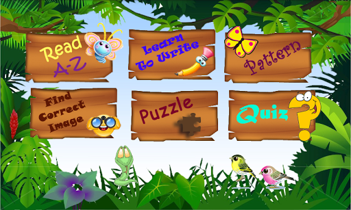 Kids Learning Games ABC  screenshots 1
