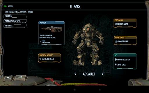 Titanfallu2122 Companion App 1.1.0 screenshots 11