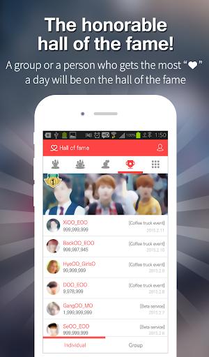 Kpop Star u2665 - Idol ranking  screenshots 5