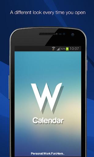 Wonder Calendar