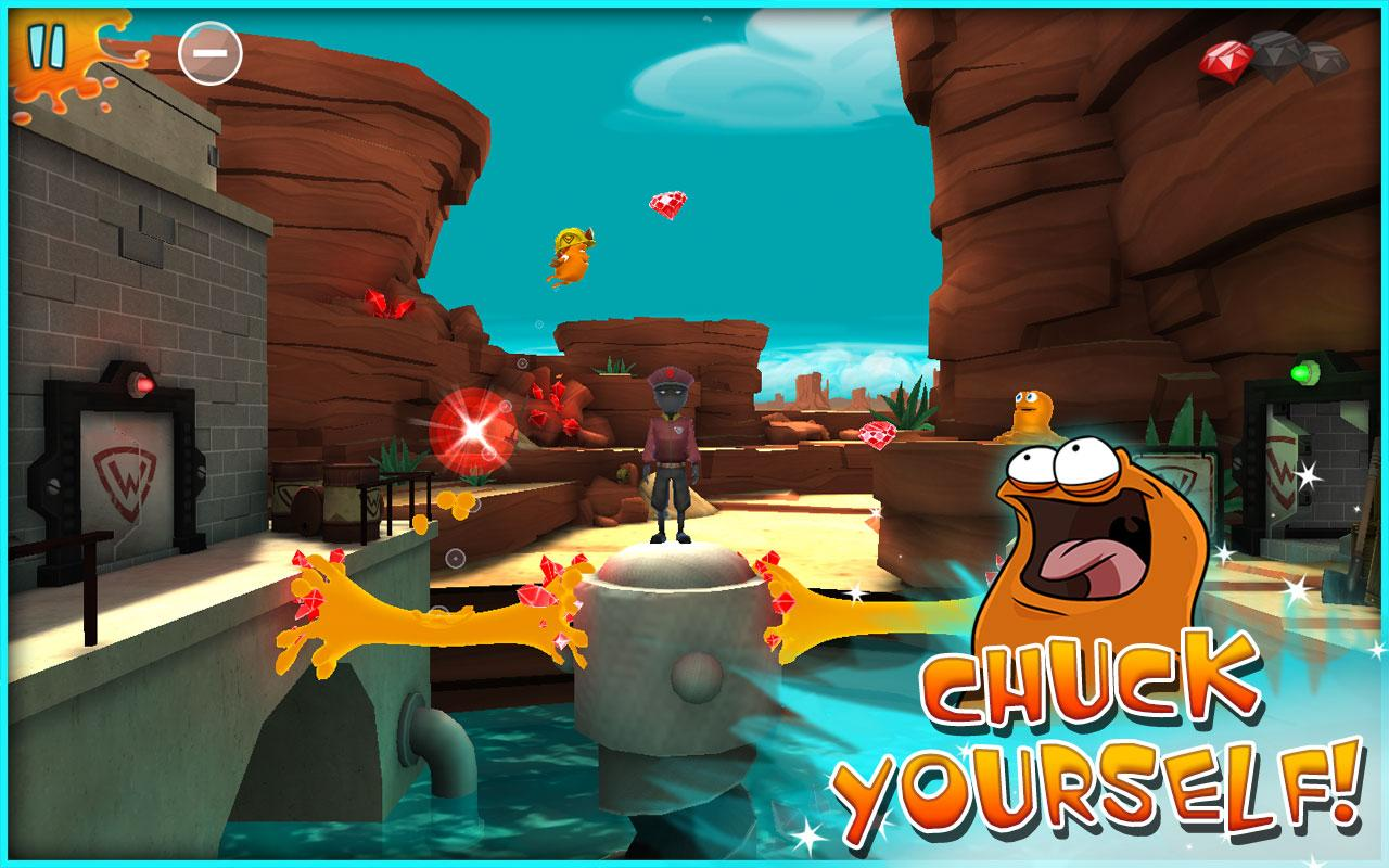 Chuck the Muck - screenshot