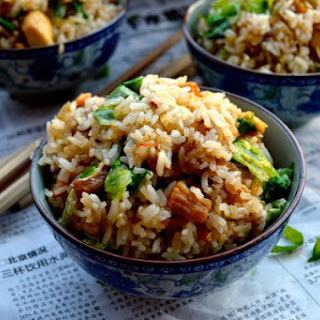 Salted Fish Fried Rice Recipes.