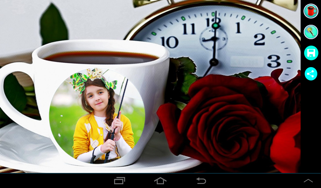 Coffee Cup Photo Frame APK Latest Version Download - Free ...