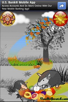 Doodle Scratch Kids Color Draw Apk Screenshot