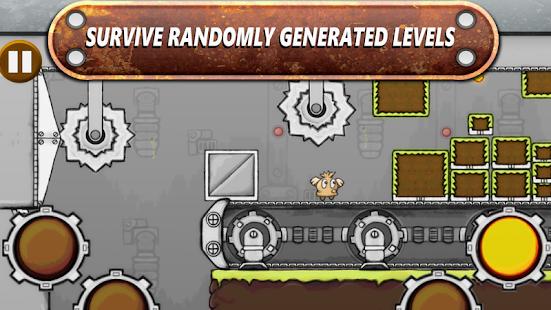 Roska - Arcade Platformer - screenshot thumbnail