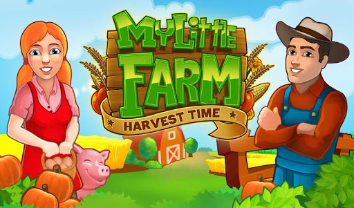 MY LITTLE FARM - HARVEST TIME
