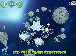 Angry Birds Space Premium Screenshot 16