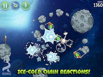 Angry Birds Space Premium Screenshot 2