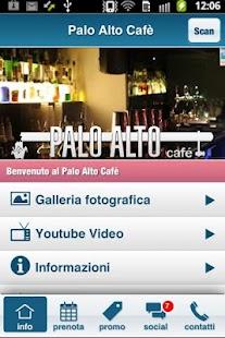Palo Alto Café- screenshot thumbnail