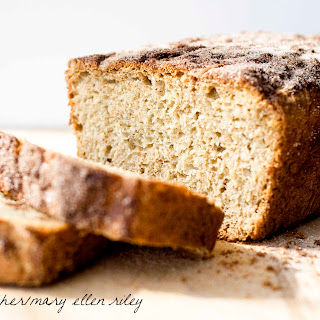 Cinnamon Oatmeal Honey Bread.