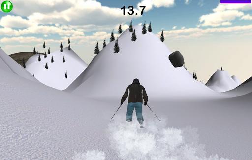 スキーシミュレータ|玩體育競技App免費|玩APPs