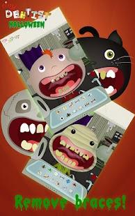 玩街機App|微小的牙醫萬聖節 HD免費|APP試玩