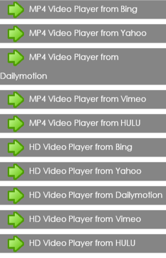 MP4 HD FLV Video Player Free