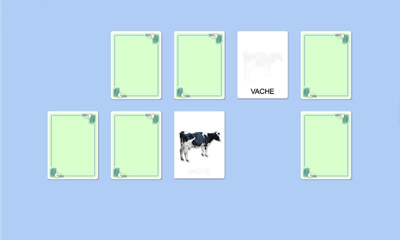 Imagemo, images et mots– Capture d'écran