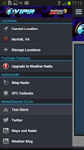 NewsChannel 3 Live VIPIR Radar - screenshot thumbnail