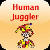 Human Juggler