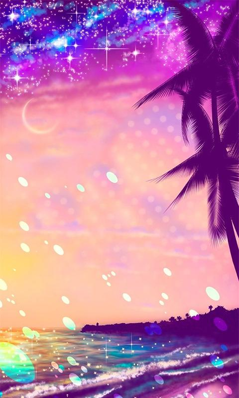 digital art photography wallpaper beach