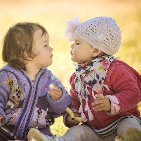 Best friends by Dorin Crisan - Babies & Children Child Portraits (  )