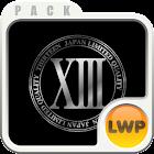 XⅢ JAPAN-Cool LWP&SEARH Set icon