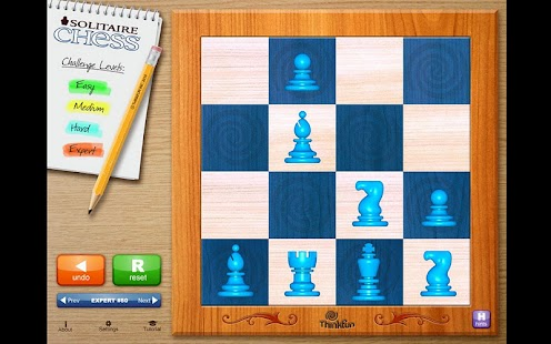 Solitaire Chess Free - screenshot thumbnail