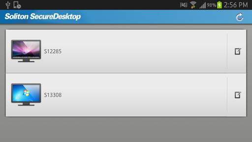 Soliton SecureDesktop 1.2.0.6 Windows u7528 4