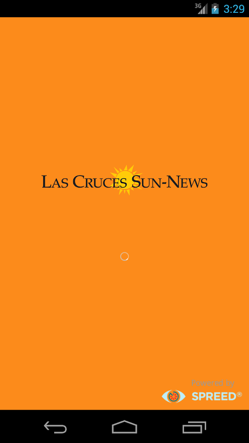 Las Cruces Sun News - screenshot