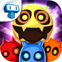 oNomons - Free Match 3 Smart Puzzle Game icon