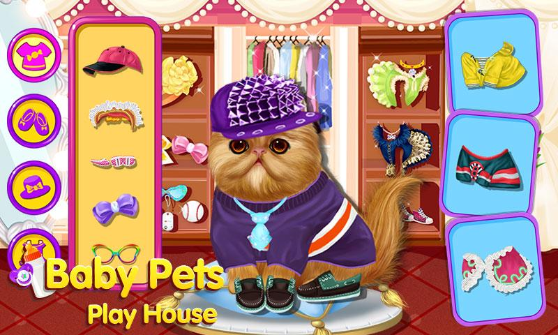Dress Up - Pet Salon™- screenshot