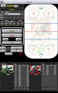 iSOG HD Lite Hockey Stats- screenshot thumbnail