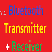 Bluetooth Transmitter Receiver