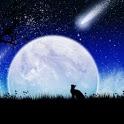 3D Moon & Planets Pics icon