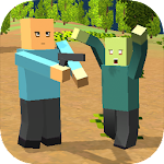 Blocky Zombie Survival 1.0 Apk