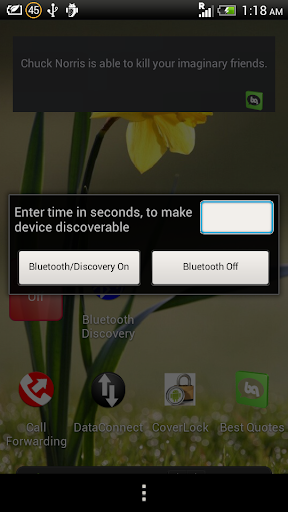 Bluetooth Discovery for PC