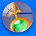 Aqua Bubble Shooter Free icon