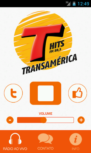 Rádio Transamérica Divino