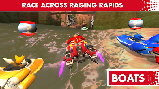 Sonic Racing Transformed Screenshot 19
