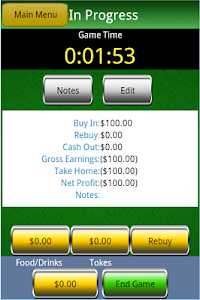 Poker Track Pro screenshot 3
