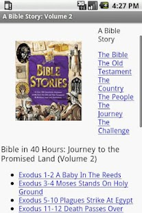 iBible Story Vol 1 Campaign- screenshot thumbnail