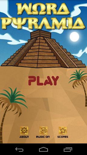Word Pyramid Free
