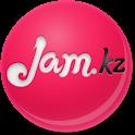 Jam.kz – афиша Казахстана logo
