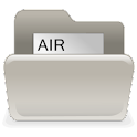 AIR Browser logo