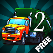 City Garbage Truck : Race 2