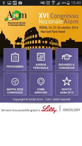 Congresso AIOM 2014