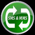 VeryAndroid SMS & MMS Backup logo